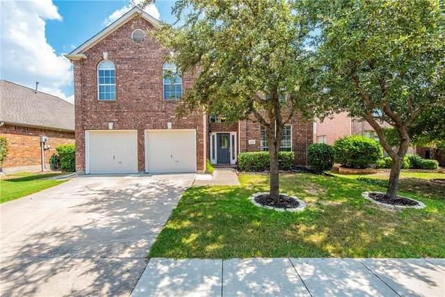 11308 Blackhawk Drive, Frisco, TX 75033 (MLS #14378579) :: Tenesha Lusk Realty Group