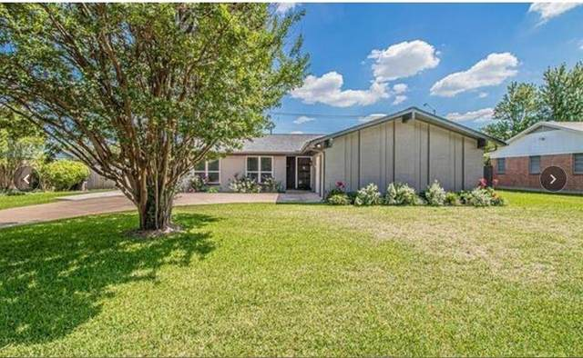 7504 Overhill Road, Fort Worth, TX 76116 (MLS #14378597) :: All Cities USA Realty