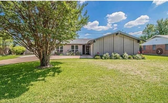 7504 Overhill Road, Fort Worth, TX 76116 (MLS #14378597) :: Team Hodnett