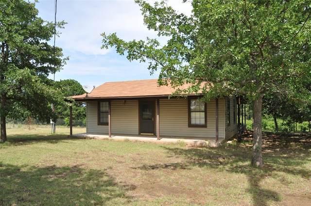 1094 Fm 1191 North, Bryson, TX 76427 (MLS #14378610) :: The Kimberly Davis Group