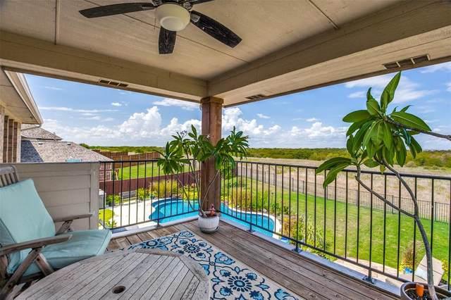2281 Hideaway Pointe Drive, Little Elm, TX 75068 (MLS #14378619) :: Tenesha Lusk Realty Group