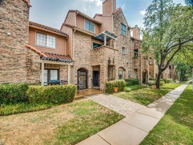 3405 Binkley Avenue E, University Park, TX 75205 (MLS #14378628) :: Robbins Real Estate Group