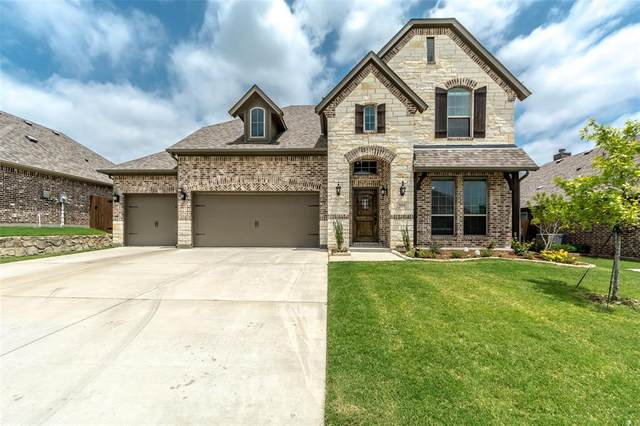 504 Thompson Drive, Van Alstyne, TX 75495 (MLS #14378629) :: All Cities USA Realty