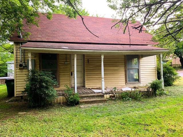201 Broadway Street, Whitesboro, TX 76273 (MLS #14378632) :: RE/MAX Pinnacle Group REALTORS