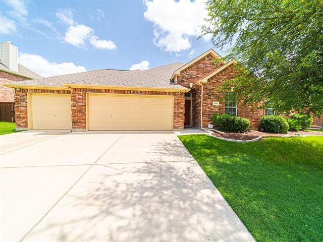 2461 Bridgeport Drive, Little Elm, TX 75068 (MLS #14378640) :: Tenesha Lusk Realty Group