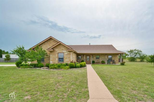 270 Pilgrim Road, Abilene, TX 79602 (MLS #14378643) :: Team Hodnett