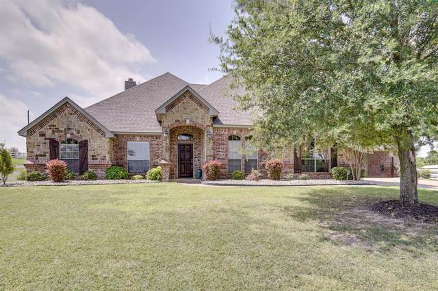 263 Private Road 4737, Rhome, TX 76078 (MLS #14378649) :: The Good Home Team