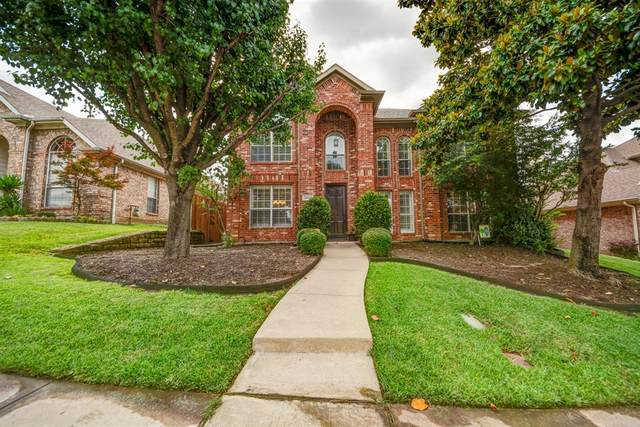 2857 Crestview Drive, Lewisville, TX 75067 (MLS #14378651) :: The Rhodes Team