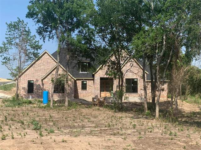 105 Deer Glade Lane, Azle, TX 76020 (MLS #14378673) :: Tenesha Lusk Realty Group