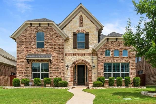 5732 Potter Road, Frisco, TX 75035 (MLS #14378679) :: Tenesha Lusk Realty Group