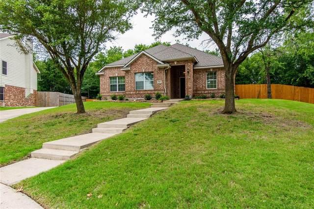 3483 Smoketree Drive, Rockwall, TX 75032 (MLS #14378681) :: Team Tiller