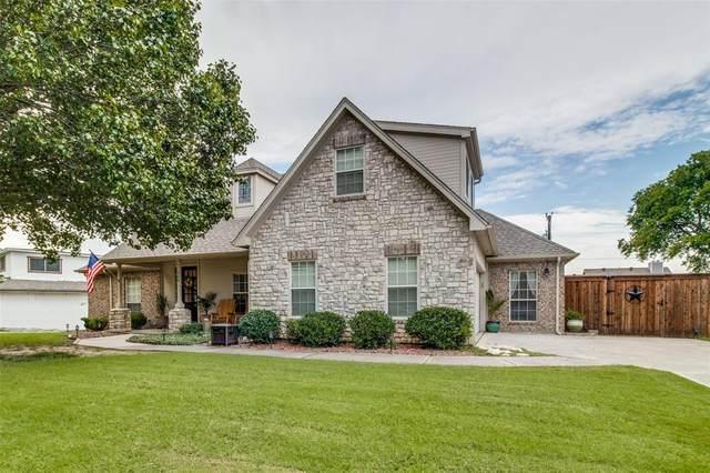 720 Meadow Lake Drive, Lakewood Village, TX 75068 (MLS #14378697) :: The Mauelshagen Group