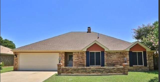 4633 Royal Court Circle, Abilene, TX 79606 (MLS #14378698) :: NewHomePrograms.com LLC