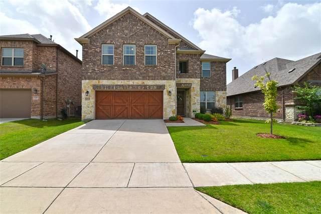 633 Mist Flower Drive, Little Elm, TX 75068 (MLS #14378708) :: The Hornburg Real Estate Group