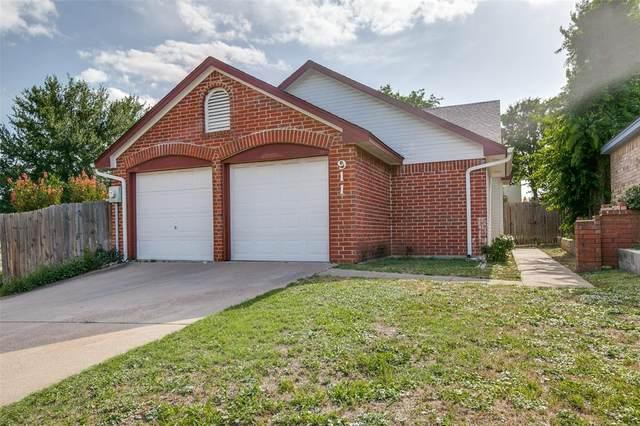 911 Gable Avenue, Duncanville, TX 75137 (MLS #14378710) :: Robbins Real Estate Group