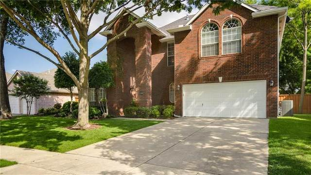 11405 New Orleans Drive, Frisco, TX 75035 (MLS #14378715) :: Tenesha Lusk Realty Group