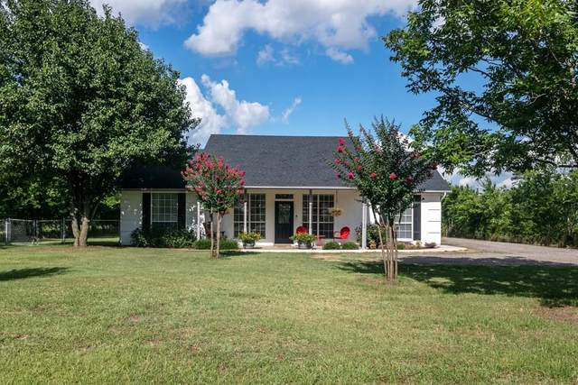 18660 Tarlton Road, Mabank, TX 75147 (MLS #14378726) :: The Good Home Team