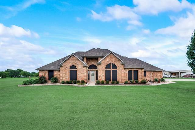 14221 Kelly Road, Forney, TX 75126 (MLS #14378727) :: The Kimberly Davis Group