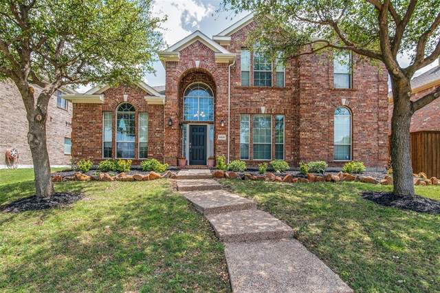 8828 Kennsington Street, Frisco, TX 75036 (MLS #14378728) :: All Cities USA Realty