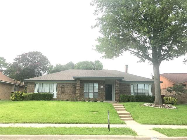 1023 Arborside Drive, Mesquite, TX 75150 (MLS #14378734) :: All Cities USA Realty