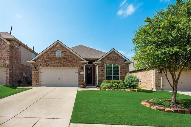 5216 Datewood Lane, Mckinney, TX 75071 (MLS #14378735) :: The Good Home Team