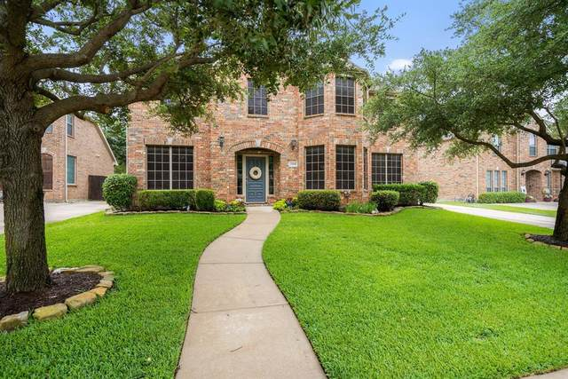 1305 Ashmore Drive, Keller, TX 76248 (MLS #14378738) :: The Kimberly Davis Group