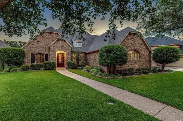3408 Hunter Glen Drive, Mansfield, TX 76063 (MLS #14378742) :: RE/MAX Pinnacle Group REALTORS