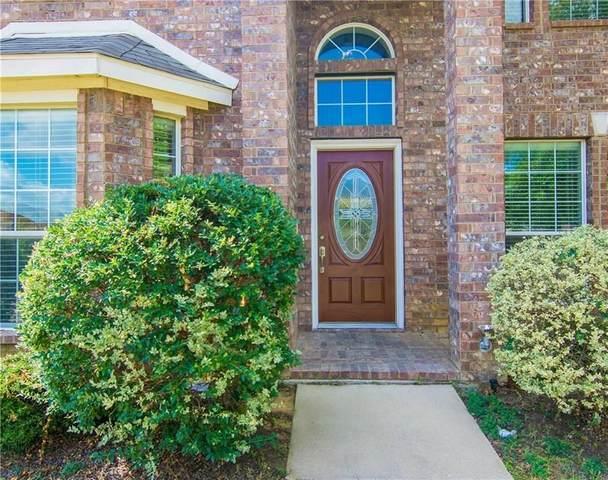1103 Doubletree Lane, Mansfield, TX 76063 (MLS #14378755) :: Tenesha Lusk Realty Group