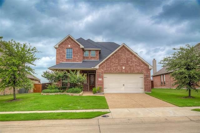 5912 Waterford Lane, Mckinney, TX 75071 (MLS #14378765) :: The Welch Team
