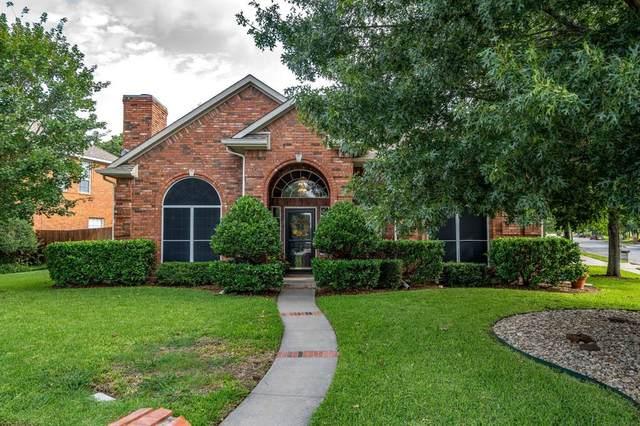 1213 Buena Vista Drive, Denton, TX 76210 (MLS #14378783) :: The Daniel Team