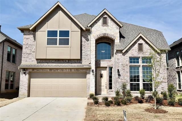 1216 Horsemint Drive, Little Elm, TX 75068 (MLS #14378796) :: The Hornburg Real Estate Group