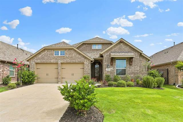 2124 Bishop Barrel Lane, St. Paul, TX 75098 (MLS #14378798) :: The Chad Smith Team
