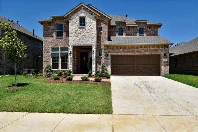 1536 Torrent Drive, Little Elm, TX 75068 (MLS #14378802) :: The Heyl Group at Keller Williams