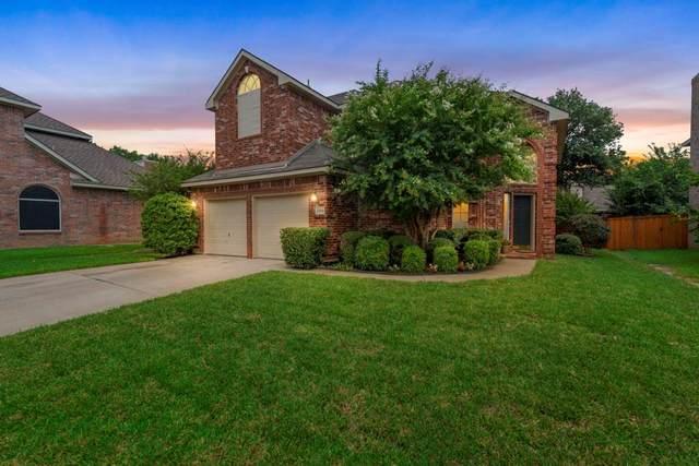2304 Gatwick Court, Flower Mound, TX 75028 (MLS #14378803) :: The Rhodes Team