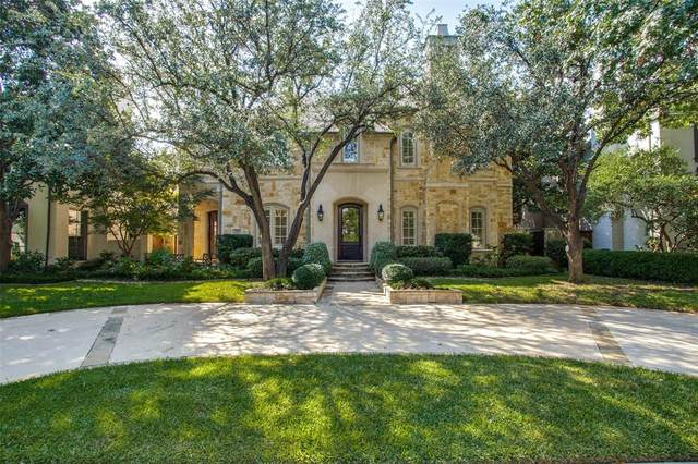 3925 Greenbrier Drive, University Park, TX 75225 (MLS #14378813) :: Robbins Real Estate Group