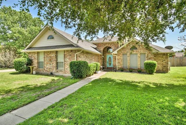 110 Mill Creek Lane, Weatherford, TX 76087 (MLS #14378827) :: NewHomePrograms.com LLC