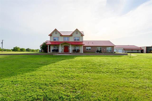 2595 Riley Road, Whitesboro, TX 76273 (MLS #14378843) :: RE/MAX Pinnacle Group REALTORS