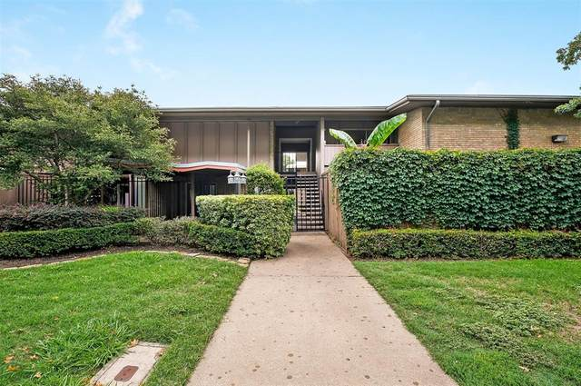 2627 Douglas Avenue #132, Dallas, TX 75219 (MLS #14378847) :: Premier Properties Group of Keller Williams Realty