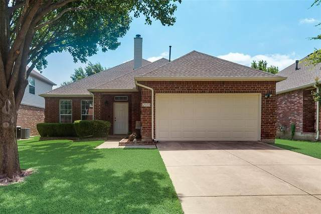 2313 Itasca Drive, Mckinney, TX 75072 (MLS #14378852) :: All Cities USA Realty
