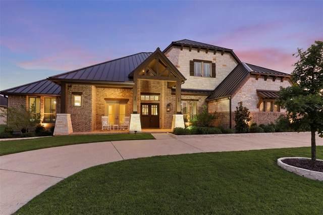 4721 Amble Way, Flower Mound, TX 75028 (MLS #14378870) :: Real Estate By Design