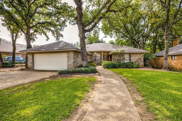 2006 Turf Club Drive, Arlington, TX 76017 (MLS #14378885) :: Baldree Home Team