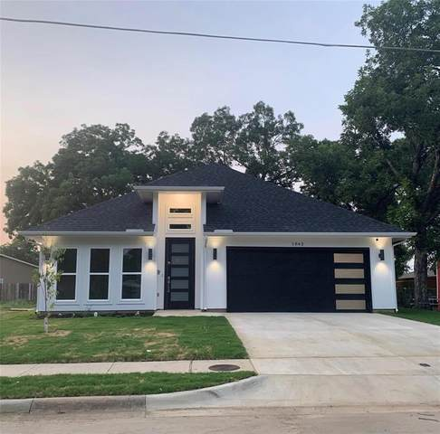 1926 Muncie Street, Dallas, TX 75212 (MLS #14378898) :: Tenesha Lusk Realty Group