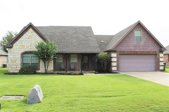 1205 Prairie Wind Boulevard, Stephenville, TX 76401 (MLS #14378903) :: EXIT Realty Elite