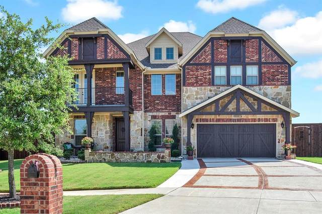 1393 Roma Drive, Frisco, TX 75036 (MLS #14378905) :: Trinity Premier Properties
