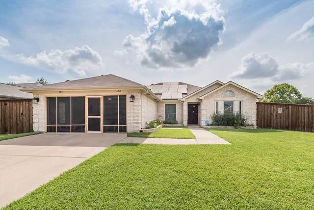 6804 Edenwood Drive, Arlington, TX 76001 (MLS #14378914) :: All Cities USA Realty