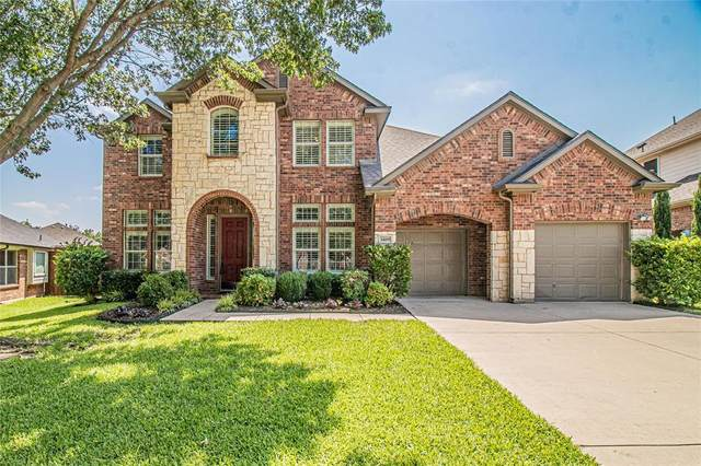 3409 Balboa Court, Grapevine, TX 76092 (MLS #14378916) :: The Kimberly Davis Group