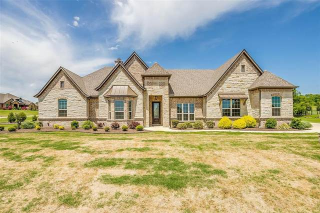 301 Parc Oaks Court, Aledo, TX 76008 (MLS #14378919) :: All Cities USA Realty