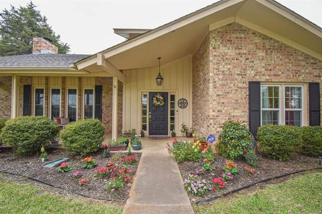 12216 County Road 1168, Tyler, TX 75703 (MLS #14378929) :: Justin Bassett Realty