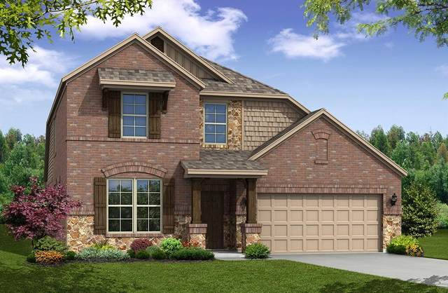 128 Nix Drive, Hickory Creek, TX 75065 (MLS #14378942) :: Baldree Home Team