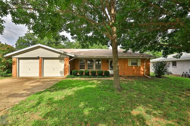 521 Ridgeway Street, Clyde, TX 79510 (MLS #14378954) :: The Heyl Group at Keller Williams